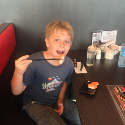 eli-eating-sushi