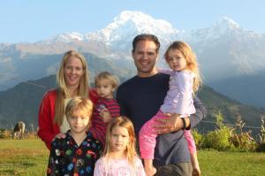 family-in-nepal