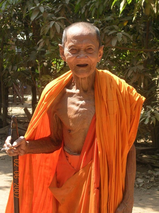 elderly-monk
