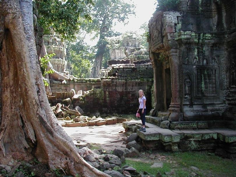Ann at Jungle temple.jpg