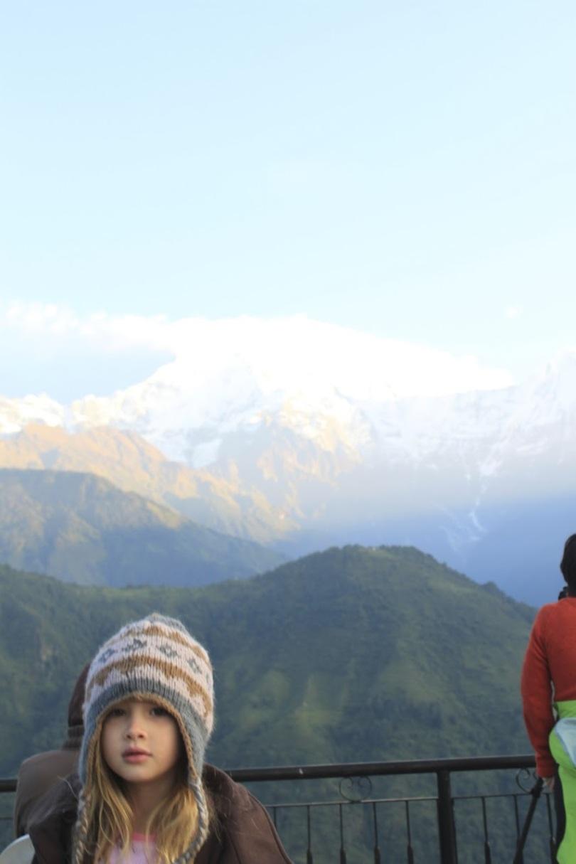 cool callie nepal